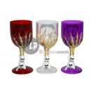 glas tot Witch & Skulls mix kleuren