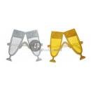 Großhandel Brillen: gag Gläser klirren Gläser