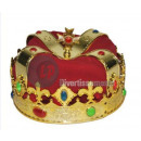 red king crown & gold