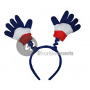 Großhandel Handschuhe: Stirnband Frankreich Handschuhe