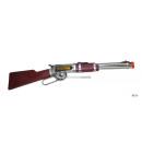 Pistola negozio occidentale con flash 63 centimetr