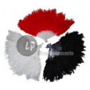 wholesale Costume Fashion:range red feathers