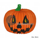 halloween pumpkin lantern 30cm