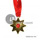 ketting medaille vampier