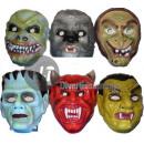 Halloween masker shell mix ii
