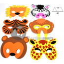 wholesale Toys: foam mask zoo for children