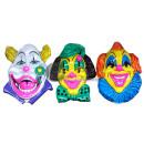 groothandel Verkleden & feestkleding: wanddecoratie clown masker 60cm