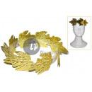 Caesar laurel wreath