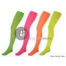 Großhandel Strümpfe & Socken: Feste Frauen Panty fluoreszierendes neongelb