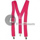 neon pink neon braces
