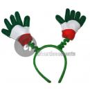 Großhandel Handschuhe: Stirnband Handschuhe italien