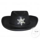 cowboy hat felt with black star for enfa