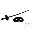 spada e maschera di Zorro