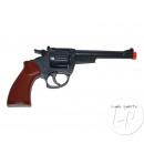 grossiste Micro-ondes et four: revolver métal 8 coups 19cm