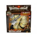 groothandel Printers & accessoires: set cowboy ster  revolver en kind spurs