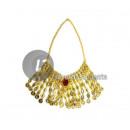 ingrosso Gioielli & Orologi: Collana egiziano con rubini lungo