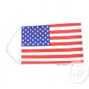 grossiste Gadgets et souvenirs: drapeau usa à suspendre 60x40cm