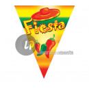 krans met vlaggen fiesta 5m