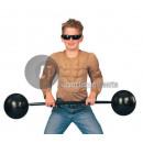 T-Shirt bambino muscolare