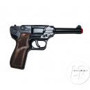 wholesale Haberdashery & Sewing: gun metal al capone 20cm 8 hits
