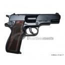 groothandel Magnetron & ovens:gun metal 8 shots 17cm