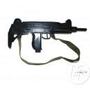 grossiste Micro-ondes et four: mitraillette métal mafia 46cm