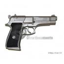 grossiste Micro-ondes et four: pistolet métal 8 coups 19cm
