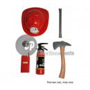 wholesale Pictures & Frames: firefighter 6pcs set dimensions for children