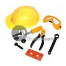 mayorista Herramientas electricas: Trabajadores  establecen casco + herramientas para