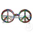 wholesale Glasses: Peace & Love pop rimless glasses