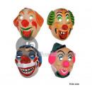 shell maschera da clown di mescolare bambino