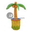 wholesale Garden playground equipment: inflatable palm & beverages stock 1m62