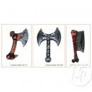 wholesale Pictures & Frames:Gothic axes 31cm MIX