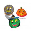 maschera piatta di Halloween per adulti mix