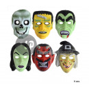 Shell maschera di Halloween MIX III