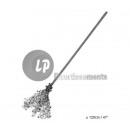 groothandel Reinigingsproducten:Broom 1m20