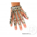 ingrosso Gioielli & Orologi: polso e la mano ossa 5 anelli
