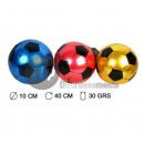 Großhandel Wassersport & Strand:Fußball im Netz 10cm MIX