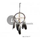 Dreamcatcher 17cm diameter