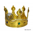 wholesale Irons:crown with gold inlays