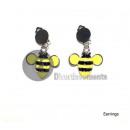grossiste Boucles d'oreilles: boucles d'oreilles abeille