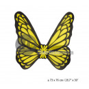 neon butterfly YELLOW