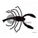scorpion 25 centimetri di plastica