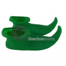wholesale Shoes: pair of green  goblin adult shoe size