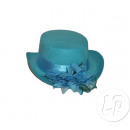 top hat Women BLUE