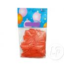 veel 20 25cm oranje ballonnen