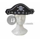 wholesale Toys: foam pirate hat with skull
