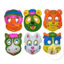 7 mix-animali shell maschera KIDS