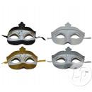 grossiste En perle et Charme: masque loup avec  perles et paillettes mix