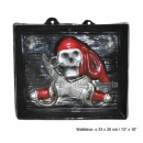 wall decoration painting 33cm pirate